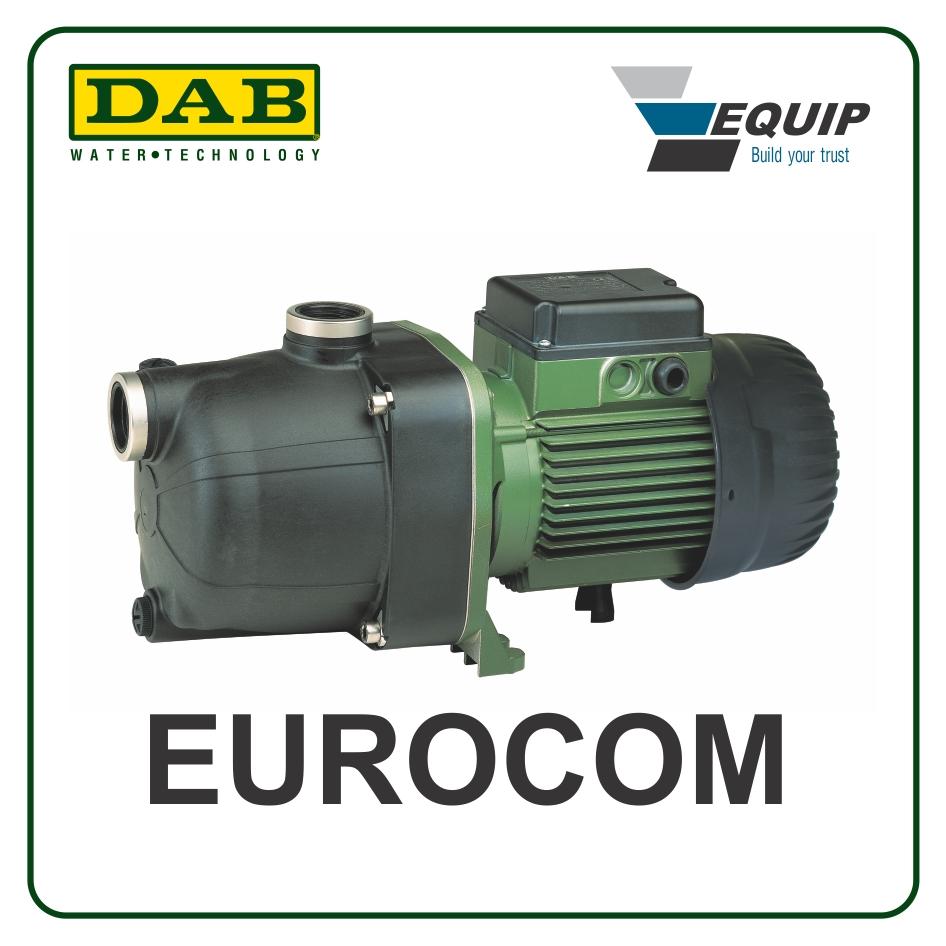 Bơm tự mồi Eurocom  40/50 M - Giá: 5,525,000