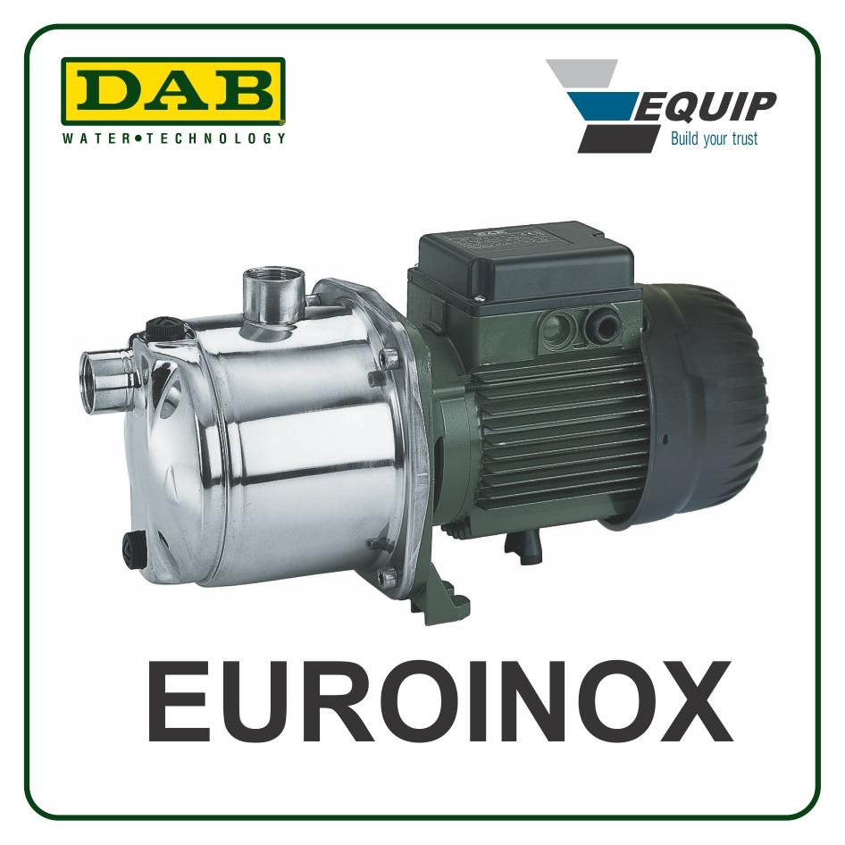 Bơm tự mồi  Euroinox  40/50M - Giá: 6,290,000
