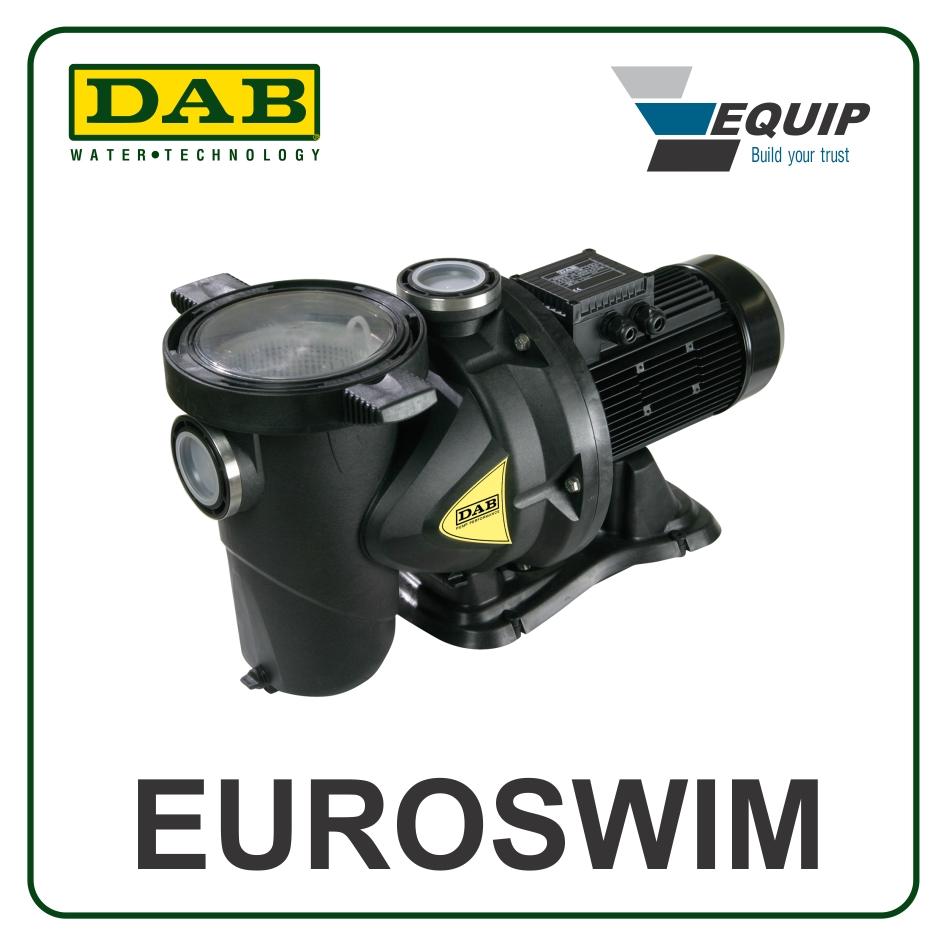 Bơm hồ bơi DAB Euroswim 100 M - Giá: 7,055,000