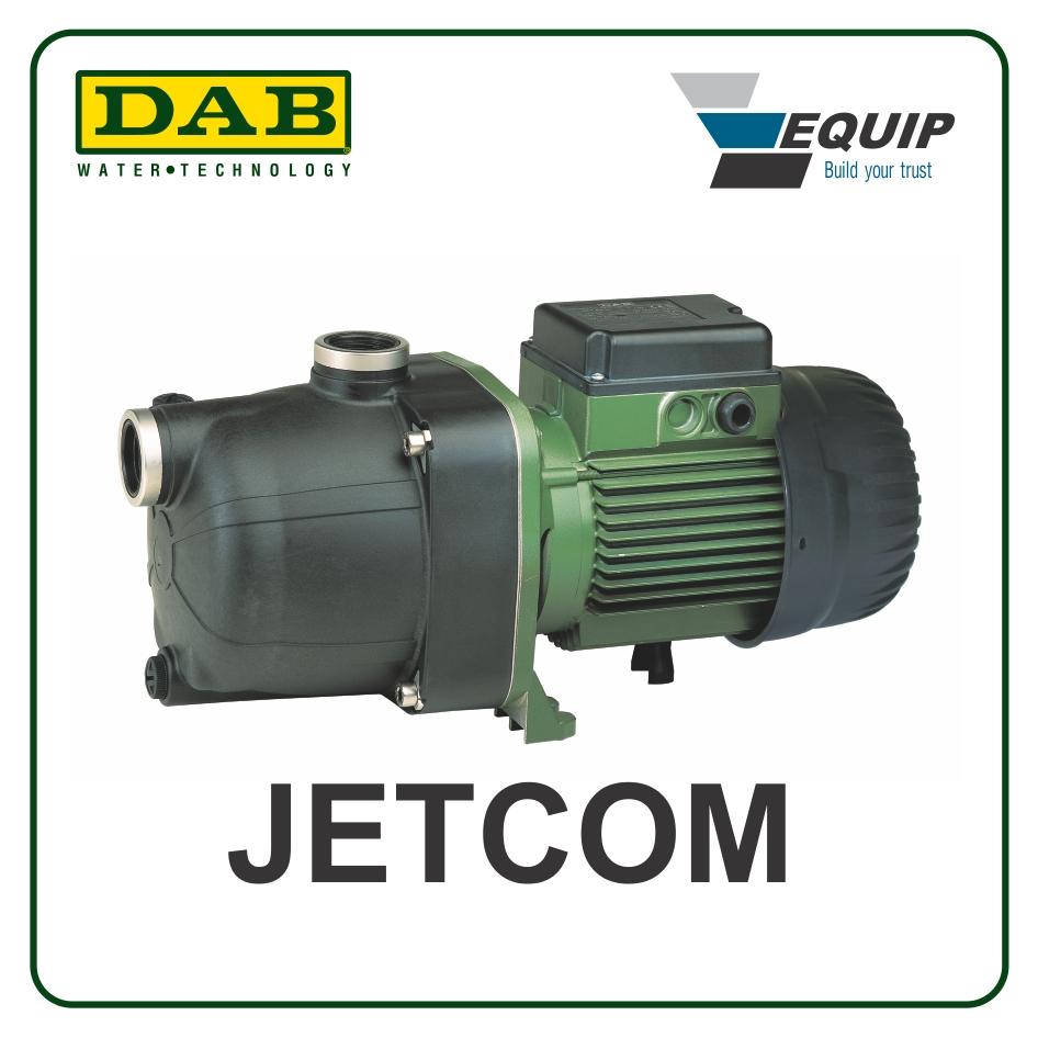 Bơm tự mồi - Jetcom 102M - Giá: 3,400,000