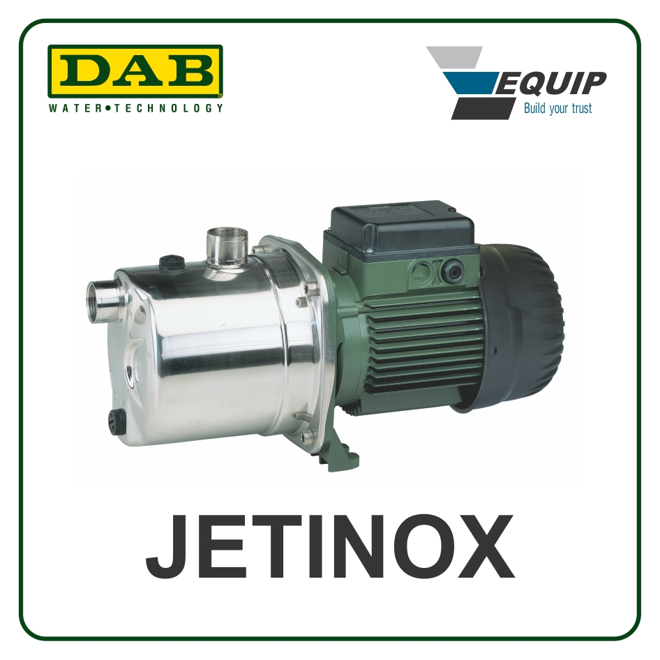 Bơm tự mồi Jetinox 82M - Giá: 3,485,000