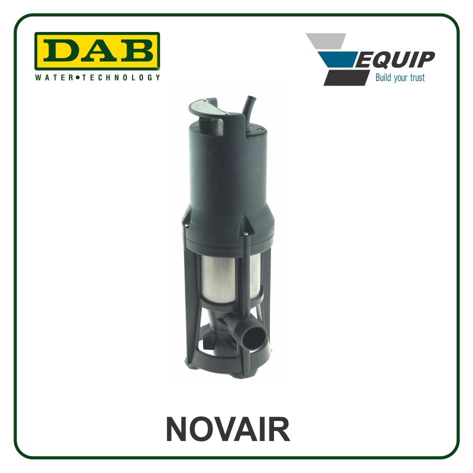 Bơm sục khí chìm - NOVAIR - 600 M-NA - Giá: 4,930,000