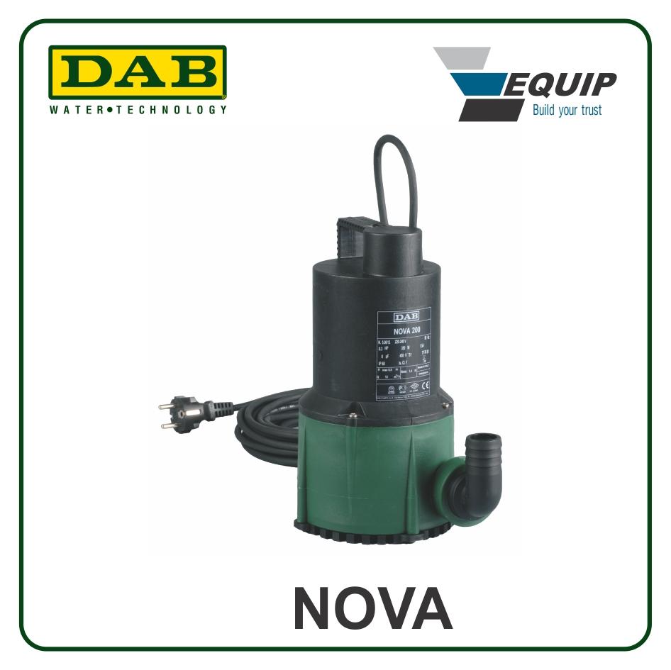 Bơm chìm nước thải - Nova 200 M-NA - Giá: 2,720,000