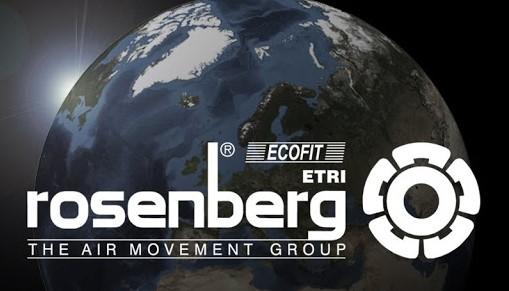 QUẠT ROSENBERG - ECOFIT - AIRTECHNIC