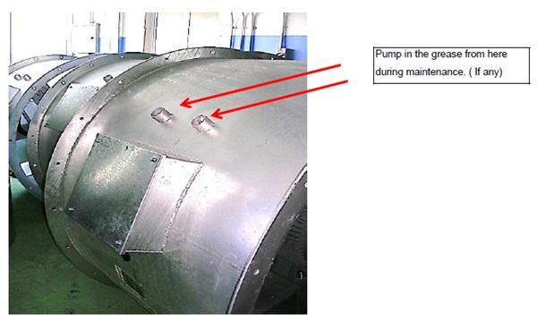 cách bôi trơn cho động cơ quạt rosenberg