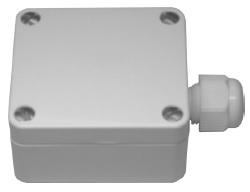 bộ cảm biến của quạt rosenberg