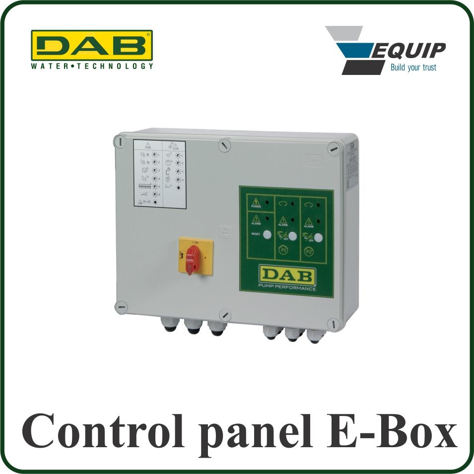 Tủ điện điều khiển máy bơm