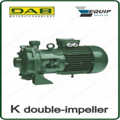 Centrifugal horizontal pumps DAB